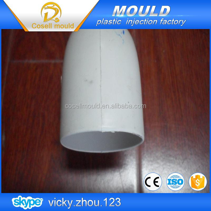 mould rollers/ latest pipe plastic injection mould/professional pipe plastic injection mould