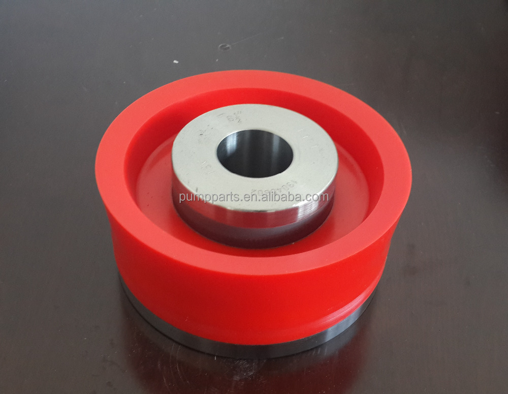 Wheatherford Triplex Mud Pump Bonded Urethane Piston Replaceable Rubber Piston