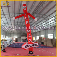 2016 Newly factory customized inflatable air dancer ,advertising air dancer for event