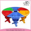 Professional manufacture plastic colorful water tray play kids toys sand