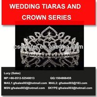wedding pageant tiara & crown cases