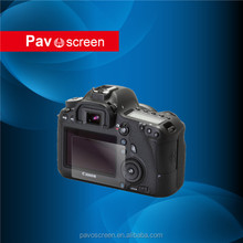 Pavoscreen 9H Transparent Tempered Glass Screen Protector for Nikon D7000 Camera
