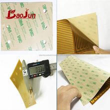 Customize polyimide flexible heating film lens heater