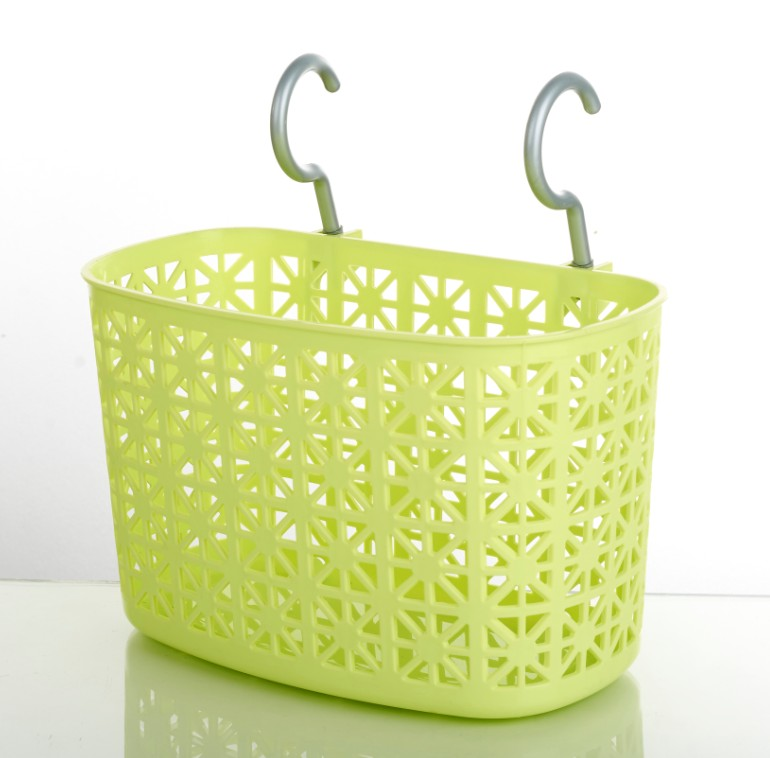 Creative basket multi-purpose plastic pressure storage box