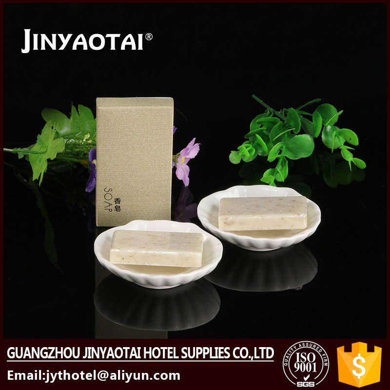 Hot sell cheap promotional abrasive soap