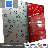 High Glossy UV MDF/UV MDF Melamine Coated/Melamine Laminated MDF
