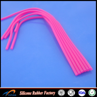 Silicon Rubber Strip for Bracelet / Necklace custom size & length