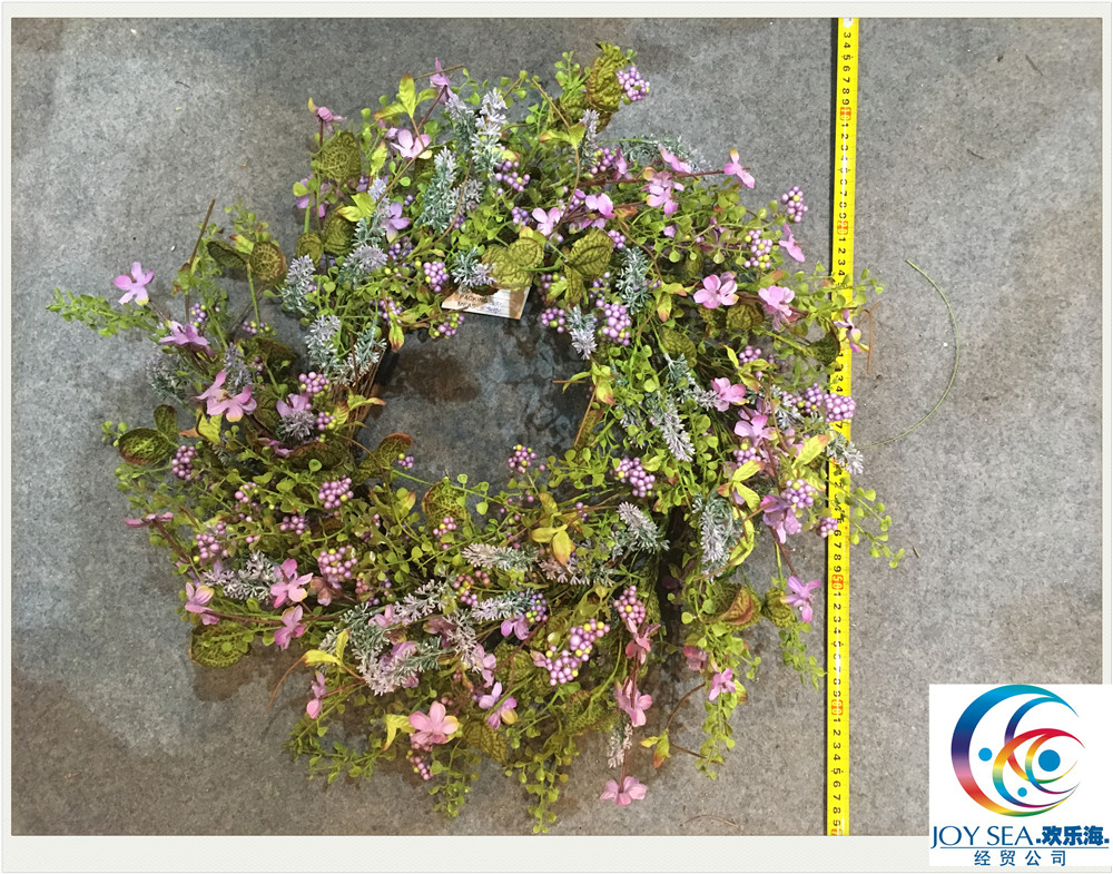 Spring flower wreath for canton fair