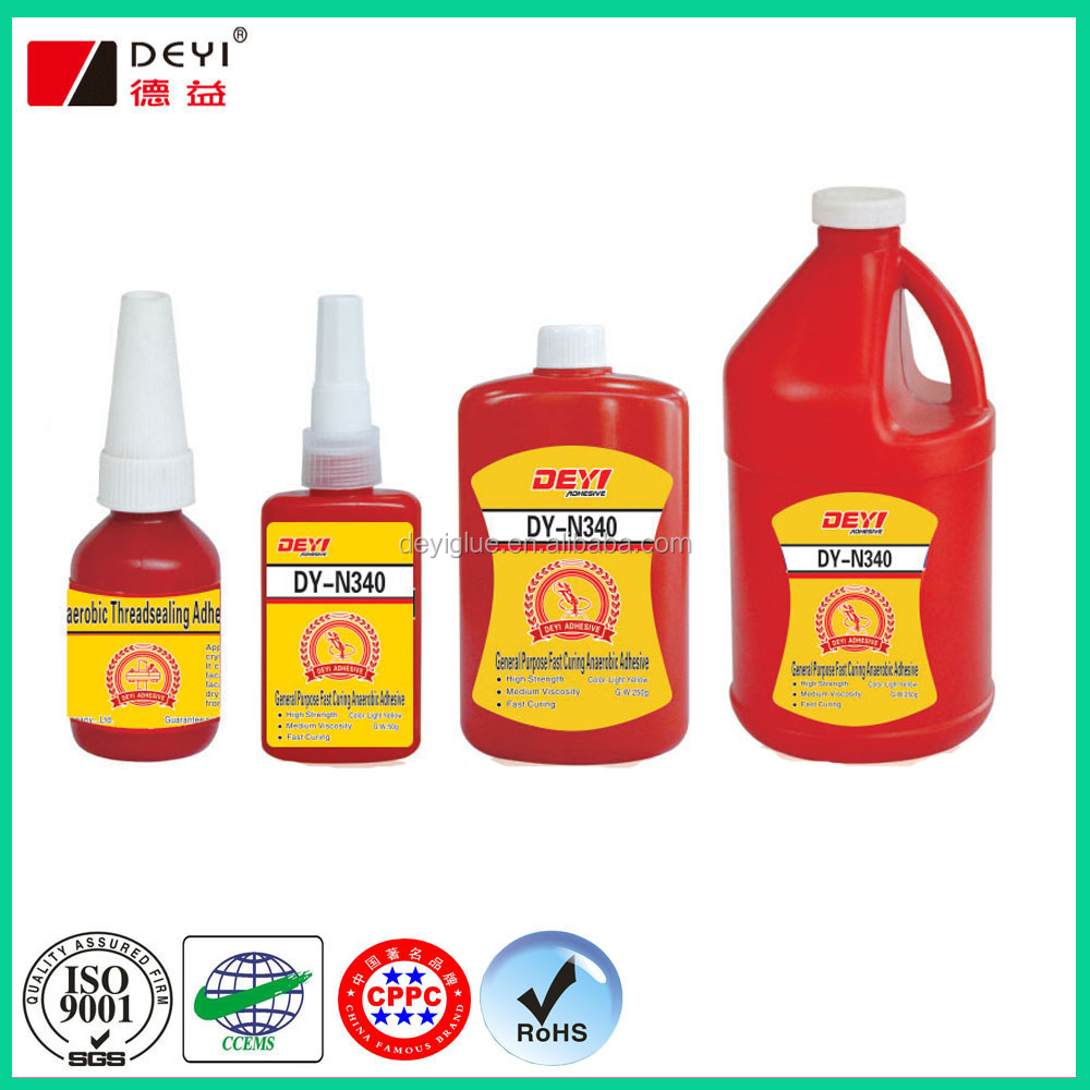 DY-N340 Thread lock Anaerobic Sealant Adhesive