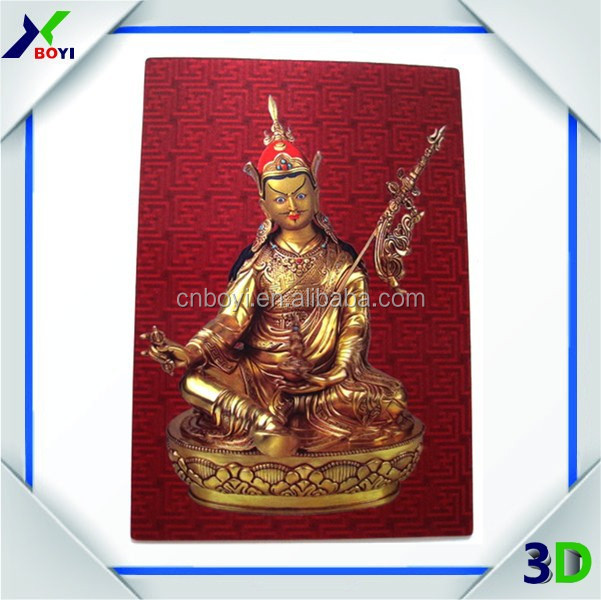 Home decoration 3d god india wall picture, 3d god india picture
