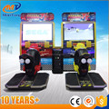 High-definition screen LCD kids motorbike racing car coin operated arcade video game machine