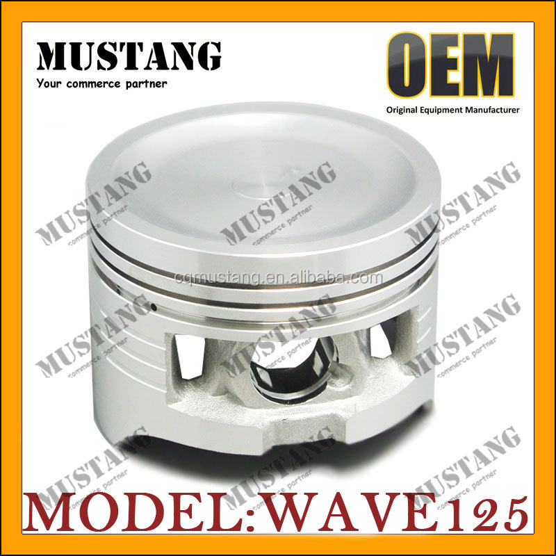 High Quality Wholesale Motorcycle Parts Piston for WAVE125