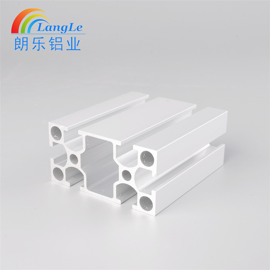 Colored anodized v slot linear 4040 4080 aluminum profile