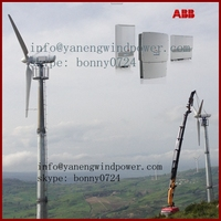 20kw wind turbine and solar panel hybrid system