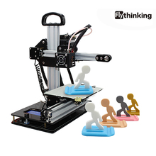 Best impresora 3d rapid prototyping new fdm desktop 3d printer mini dropshipping 120*150*120mm for sale