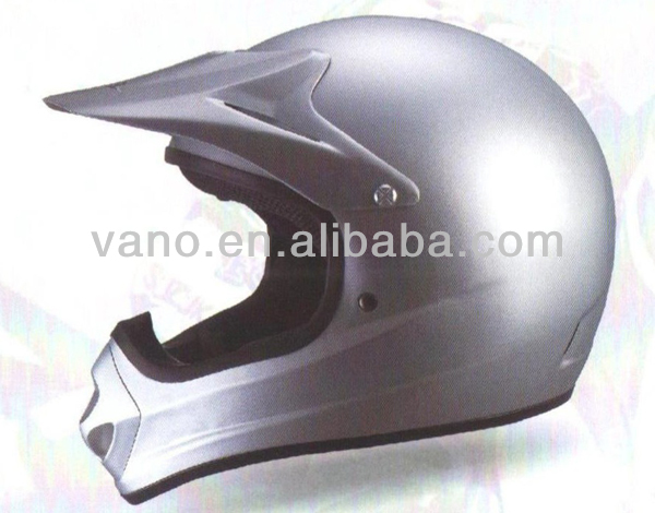 Cross face helmet motorcycle DOT helmet