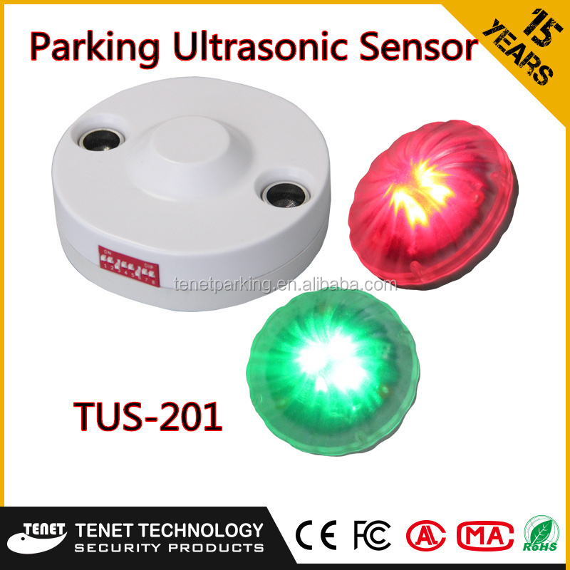 2016 Newest parking lots sensor TUS-201 0.5-3.5m long distance parking lot ultrasonic sensor