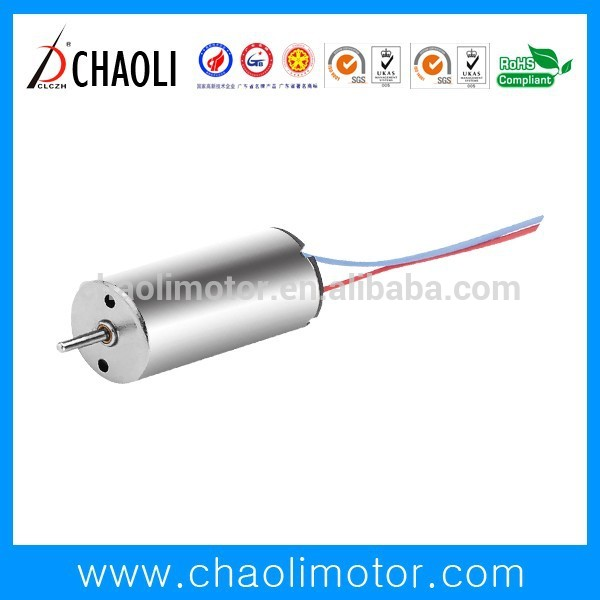 strong torque overloaded bldc fan motor CL-0820 for Intelligent electric toys and models