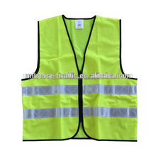 2015 high visibility traffic safety vest with excellent quality