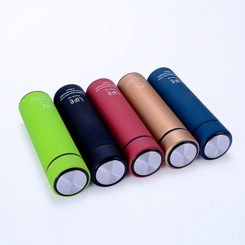 Small Wholesale Best custom printed stainless steel thermos travel mug