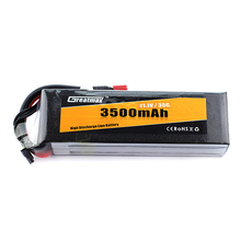 Good price for RC battery pack 35C 3500mAh 3s lipo pil