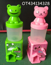 Promotional kids gift mini cute cotton candy vending machine toys for sale OT434134328