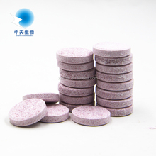 Effervescent Tablet Tubes Easy Slim Tablets High Quality Calcium
