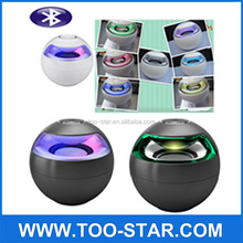 Original Water Dancing Speakers,Diamond Fountain Speaker with Volume & Control LED Lights for Cell phone,Tablet pc,Laptop