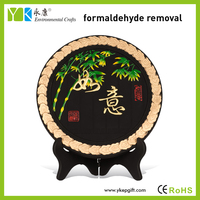 Elegant Chinese traditional characters painted handicraft,China home decor wholesale
