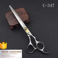 C-347 professional dog grooming scissors professional dog grooming shears set