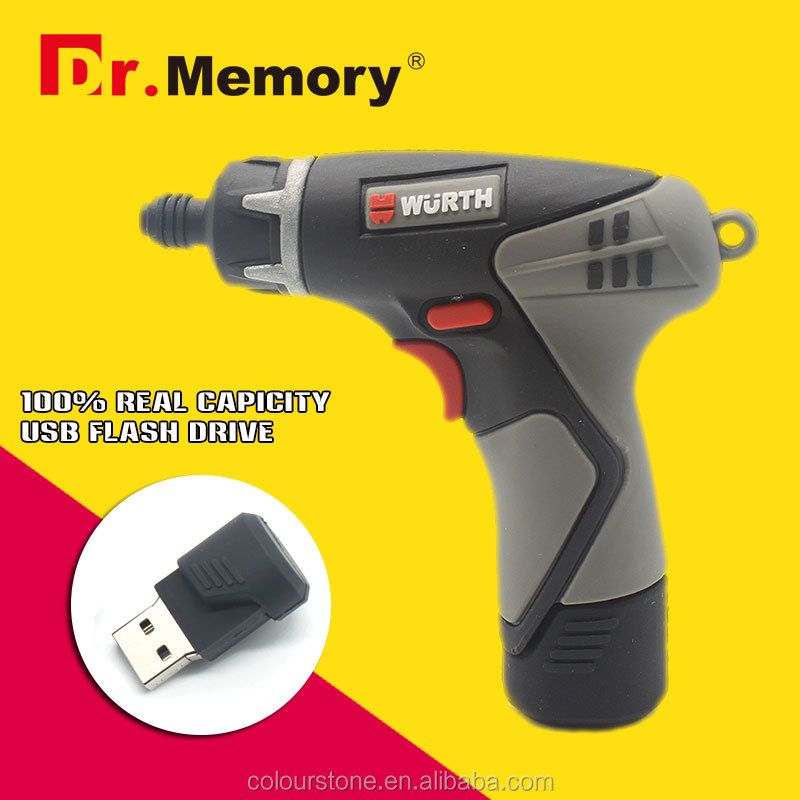 Dr.memory hot usb gedget electric drill pendrive usb flash drive 2GB 4GB 8GB 16GB 32GB USB2.0 tool Memory Stick usb disk U DISK