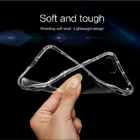 Crystal Clear Soft Tpu Back Case