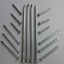 China professional manufacturer in concrete steel nails for construction