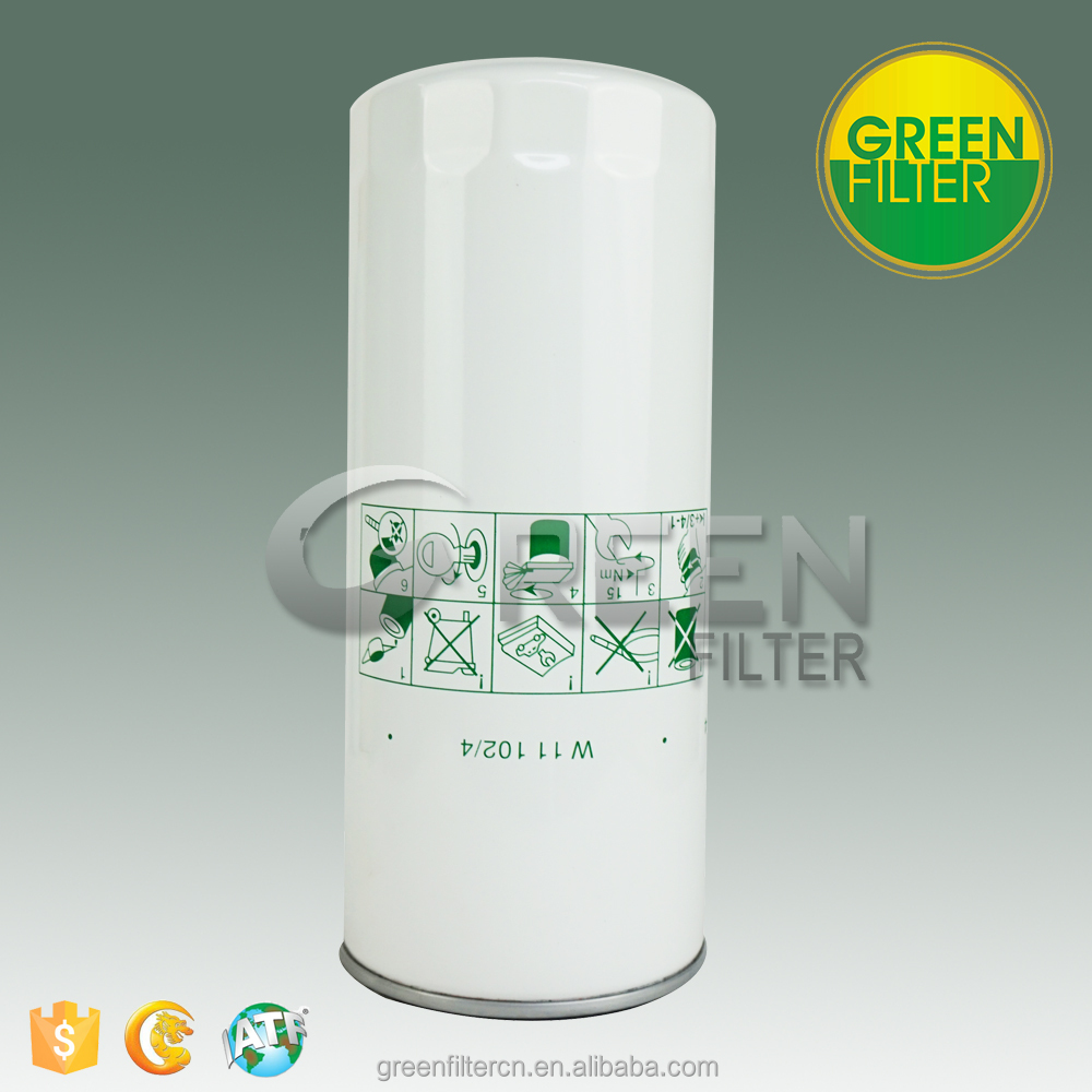 Manufacture Oil Filter with Low Price truck W11102/4 P553191 P554004 51791