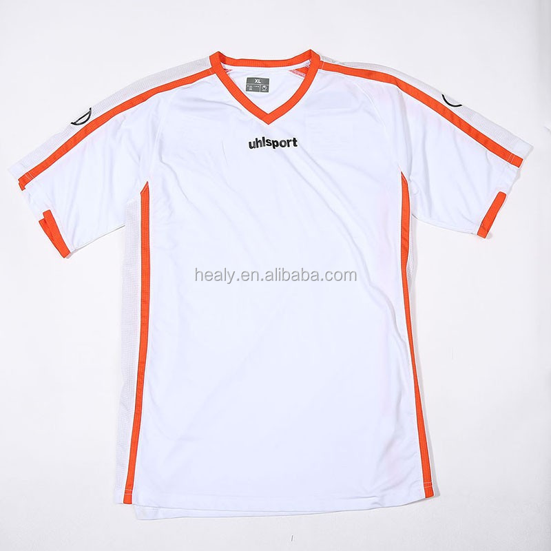 Wholesale custom thai quality soccer jersey