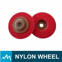 For Stainless Steel Polishing Nylon Non woven Wheels