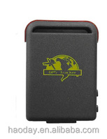 Personal Vehicle GPS Tracker TK102 Original XEXUN TK102 4 Band Real time Tracking