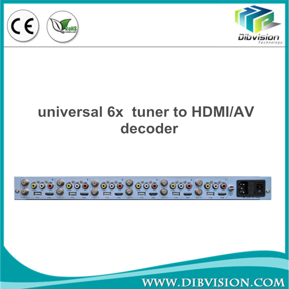 Newest professional hdmi audio decoder support Irtedo, Viaccess, Conax, Tongfang and other CAS decryption