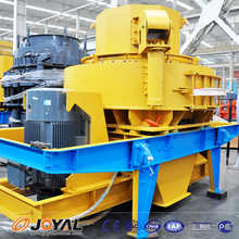 High Quality sand making machine to crush stone to make artificial sand