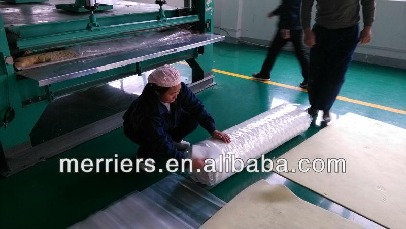 Memory foam & bonnell spring mattress/memory foam mattress with bonnell spring/quilted spring mattress - Jozy Mattress | Jozy.net