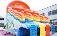 giant inflatable water park giant inflatable waterslide giant inflatable water slide for adult
