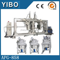 YIBO new design epoxy resin transformer hydraulic APG injection molding machine
