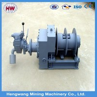 ISO Supplier Easy To Operate 1 Ton Air Driven Air Winch/ISO Supplier Air Winch
