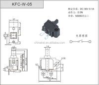temperature switch for hydraulic oil low voltage limit switch for camera