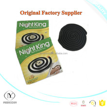 High quality Cheap Price Black Smokeless Night King Brand Mosquito killer coil