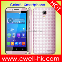 4.5 inch Low cost 3G mobile phone Summer S4 Android 5.1 MTK6580 Quad Core very low price smart mobile phone