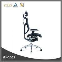 Top quality ergonomic high back emes office chair with wheels