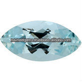 AAA Aquamarine Marquise Cut Calibrated Gemstones - Natural Aquamarine Stones for Sale