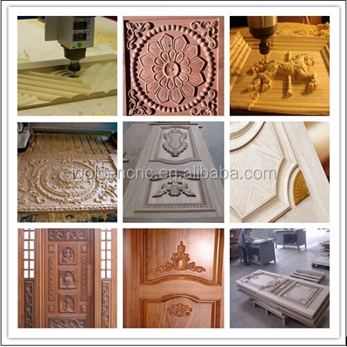 Factory hot sale wood working machinery / atc cnc router made in china