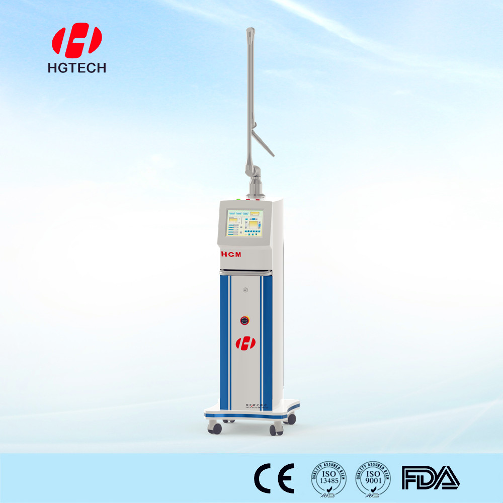 HGL brand tighten vagina co2 fractional laser scar removal hairy vagina with low price